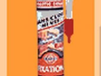 Rubson - mastic rubson colle fixation - Mastic D'étanchéité