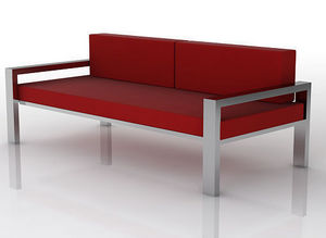 swanky design - lix sofa - Canapé De Jardin