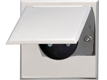 Meljac - 80x80mm - Prise Électrique