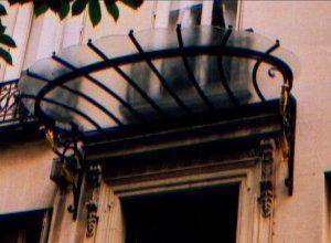 Atelier Bataillard -  - Marquise (auvent)
