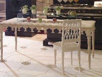 Luc Perron -  - Table De Repas Rectangulaire