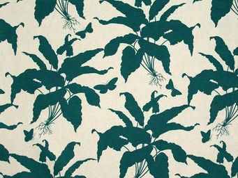 Equipo DRT - jamaica turquesa - Tissu Imprimé