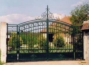 Ceca - renaissance - Portail De Jardin