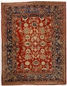 Carltone - indian agra carpet - Tapis Traditionnel