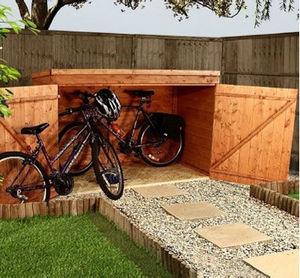 Langhale And Taylors Garden Buildings - space t&g multi store 6'x3' - Abri À Vélos