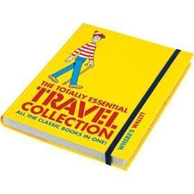 Tobar - where's wally the totally essential travel collec - Livre Enfant