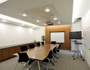 Samuel Bruce Business Furniture - eon ruhrgas - Table De Réunion