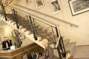 Penyard -  - Rampe D'escalier