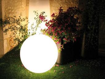 WORKSHOPDESIGN - boule lumineuse - Lampe De Jardin