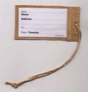 DEYUTE -  - Porte Étiquette