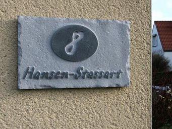 Signum Concept - board 8 - Plaque Nom De Maison