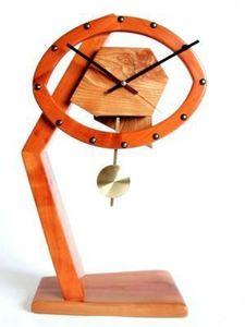 Au Fil Du Bois - carillon 4/4 espace merisier - Carillon