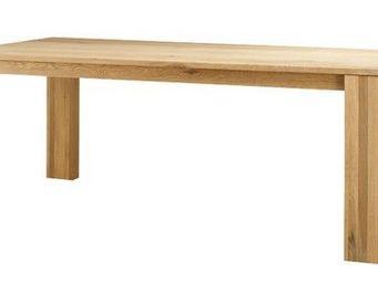MEUBLES ZAGO - table ch�ne 200cm c�me - Table De Repas Rectangulaire