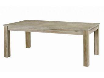 MEUBLES ZAGO - table repas 200 cm avec 1 allonge origin - Table De Repas Rectangulaire