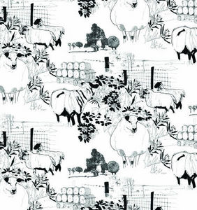 The Art Of Wallpaper - sheep 01  - Papier Peint