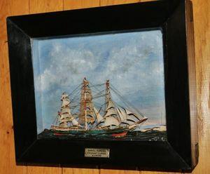 La Timonerie Antiquit�s marine -  - Marine