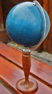 La Timonerie Antiquités marine -  - Globe Terrestre