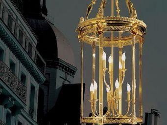Lucien Gau - 199/70 - Lanterne D'extérieur