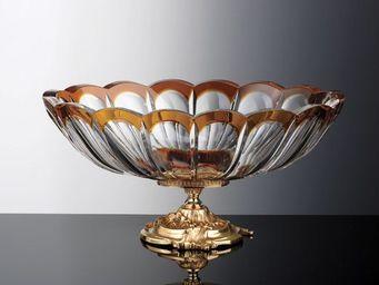 Cristallerie de Montbronn - turenne - Coupe Décorative