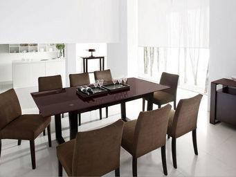 Miliboo - layton - Table De Repas Rectangulaire