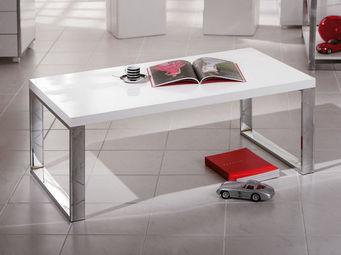 Miliboo - mella table basse - Table Basse Rectangulaire
