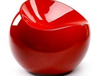 XL Boom - xl boom - ball chair rouge - xl boom - rouge - Tabouret