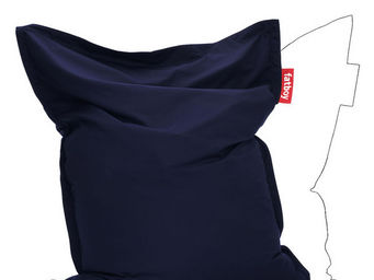Fatboy - the jacket extra navy blue - Pouf D'extérieur
