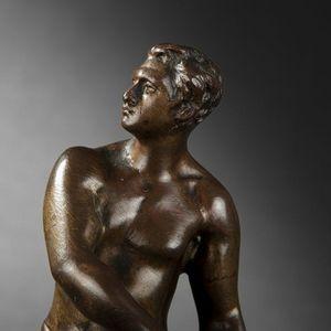 Expertissim - adrien etienne gaudez. la défense du foyer - Sculpture