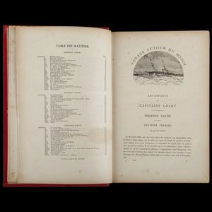 Expertissim - verne (jules). les enfants du capitaine grant et v - Livre Ancien