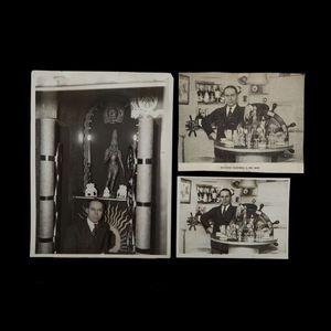 Expertissim - dekobra maurice (1885-1973) chez lui, dans son app - Photographie