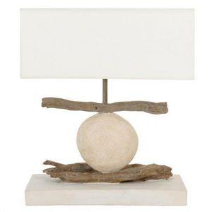 Maisons du monde - lampe noirmoutier - Lampe À Poser