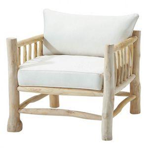 Maisons du monde - fauteuil rivage - Fauteuil De Terrasse