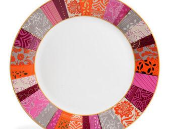 Maisons du monde - assiette plate raja - Assiette Plate