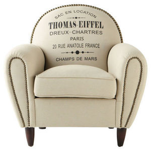Maisons du monde - fauteuil gustave - Fauteuil