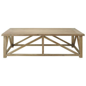 Maisons du monde - table basse st placide - Table Basse Rectangulaire
