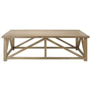 Maisons du monde - table basse st placide - Table Basse Rectangulaire