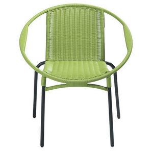 Maisons du monde - fauteuil vert rio - Fauteuil De Jardin