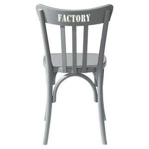 Maisons du monde - chaise grise campus - Chaise