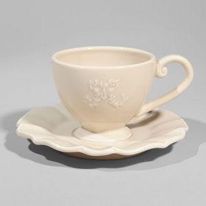 Maisons du monde - tasse à thé bourgeoisie - Tasse À Café