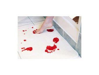 Manta Design - tapis de bain murder - Tapis De Bain