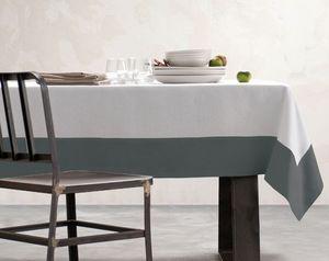 BLANC CERISE - moment gourmand - Nappe Carrée