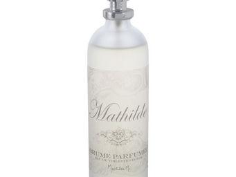 Mathilde M - brume parfumée (sans alcool) mathilde 100 ml - Parfum D'intérieur