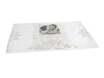 Mathilde M - tapis de bain (gm) anges amoureux - Tapis De Bain