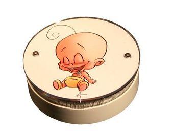 AVISSUR - farceur - Alarme D�tecteur De Fum�e