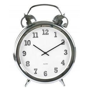 Present Time - réveil géant de 56 cm de hauteur - Horloge Murale