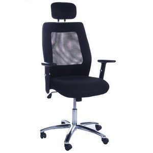 WHITE LABEL - fauteuil de bureau will - Fauteuil De Bureau