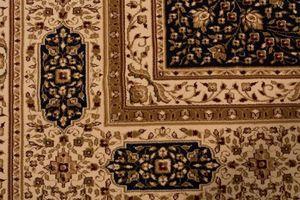 NAZAR - tapis tabris 160x230 navy - Tapis Traditionnel