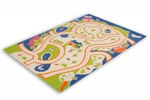 NAZAR - tapis amigo 100x150 street - Tapis Enfant