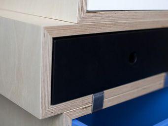 MALHERBE EDITION - agraph 15cm - Colonne De Rangement