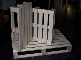 MALHERBE EDITION - palette luxe - Table Basse Forme Originale